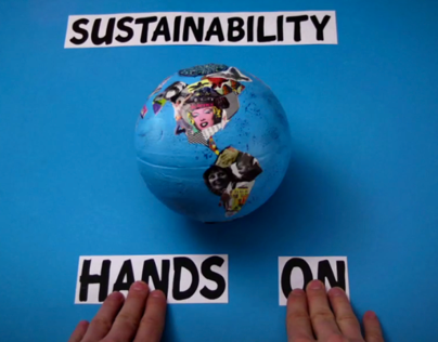Sustainability. Hands on.