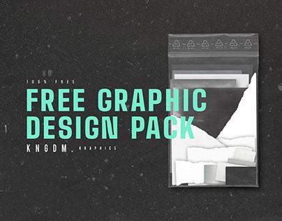 FREE GRAPHIC DESIGN PACK