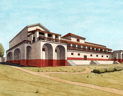 Architectural Illustration | Ilustração Arquitectónica