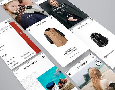 Interview Store App