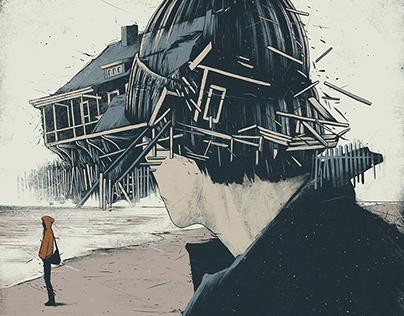 'Eternal Sunshine' - CIAK - Illustration Contest
