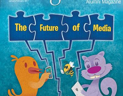 Gerorgia Tech Alumni Magazine