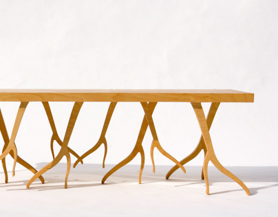 Furniture by Patrick Lajoie