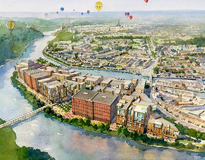 Cumberland Basin Bristol