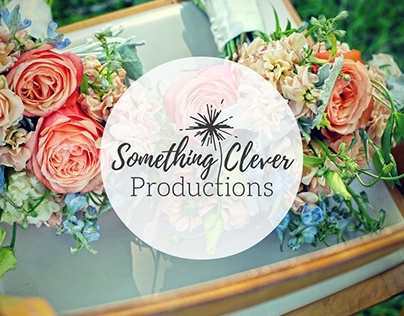 Logo Design | Something Clever Productions