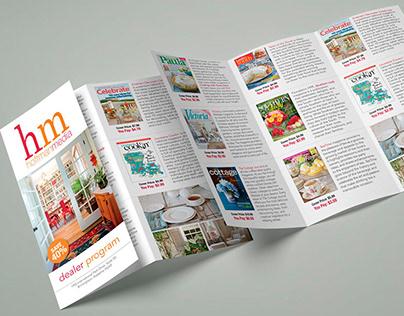 Brochures + Postcards + Inserts