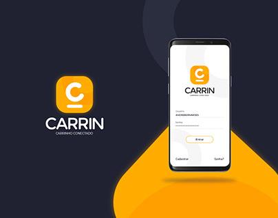 Carrin App | Carrinho Conectado