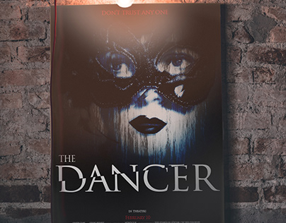The Dancer- movie poster