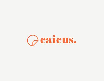 Caicus Brand Identity