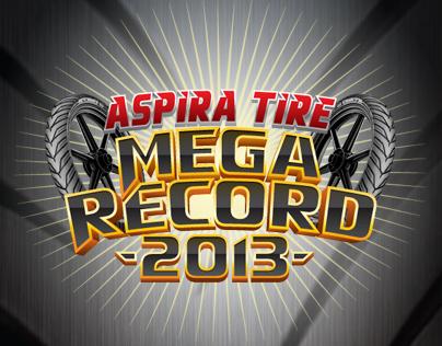 ASPIRA Tire Mega Record