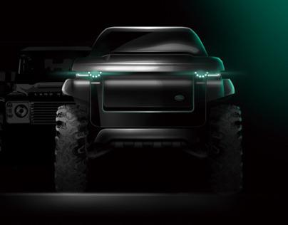 Land Rover Adventure Concept