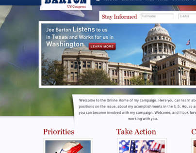 Joe Barton for Congress
