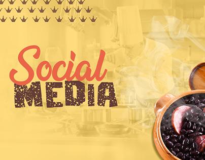 Social Media - Rei do Mocotó
