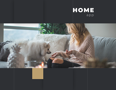 """Home Monitoring App """"HOME"""""""