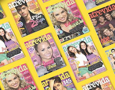 Atrevida Magazine