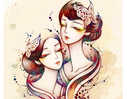 《双生花》Twin flower