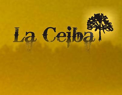La Ceiba - Diseño de logo y carátula CD