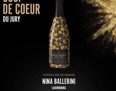 Bernard Massard Limited Edition Sparkling Wine