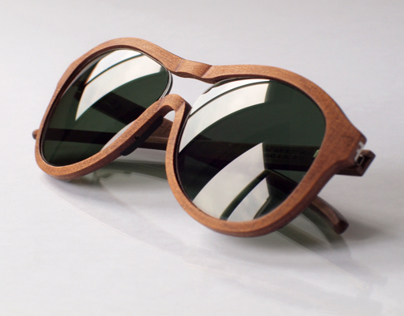 48000 - Kauri wood eyewear collection
