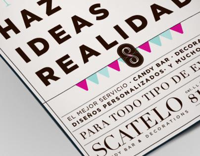 Scatelo / Branding