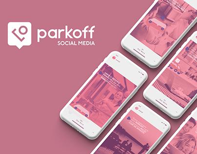 Parkoff • Social Media