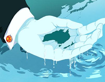 NPR: China's Influence in Australia & New Zealand