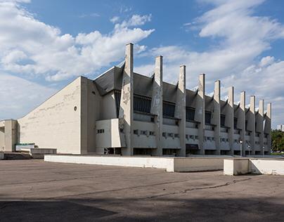 1980s Olympic sites