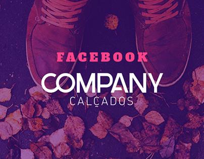 Facebook Company Calçados