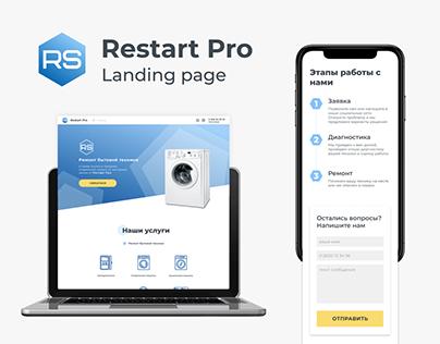 Restart Pro | Repair of appliances