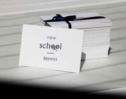New School Tennis