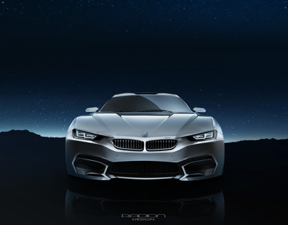 Radion Concept - BMW M9 Roadster