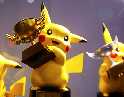 Pokemon 2014 Licensing Exhibit & World Championship