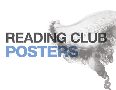 Women's Reading Club Posters