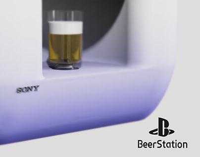 SONY_BeerStation