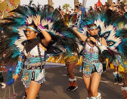 Arica Carnaval Andino 2020 (Tobas)