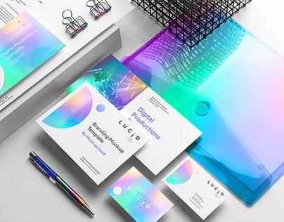 Lucid Branding Mockup Kit