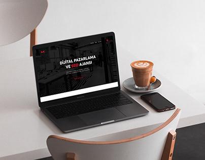 Dijtal Konsol Website Tasarımı