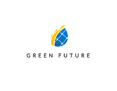 Green Future logo design