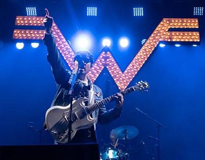 Foo Fighters & Weezer