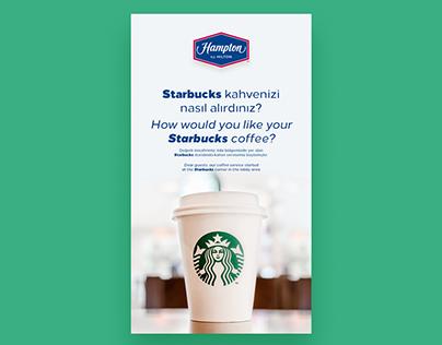 ☕ Kahvenizi nasıl alırdınız?