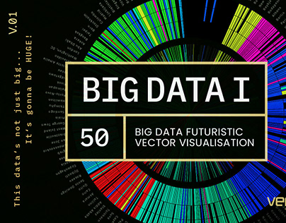BIG DATA V.01 by VertigoGrphx