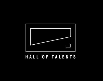 Hall of Talents | Brand Identity