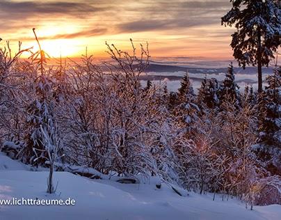 Taunus im Winter