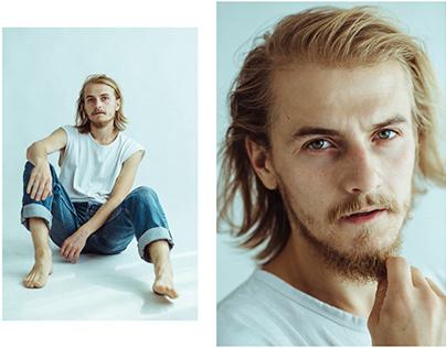 Actor's Portfolio: Vasyl