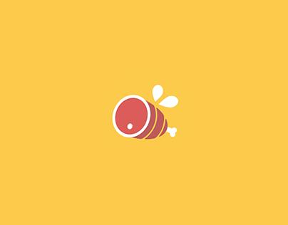 Honey Bee Ham