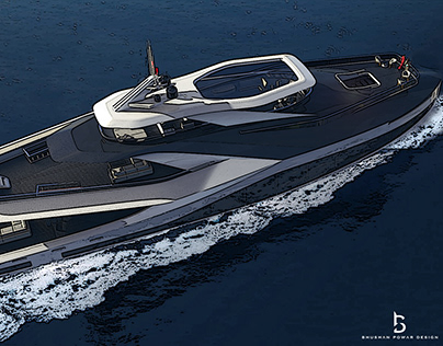 AYATI SPEED YACHT CONCEPT