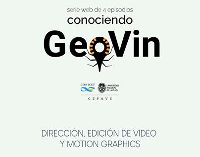 Conociendo GeoVin