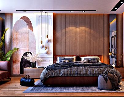 BEDROOM IN EGYPT