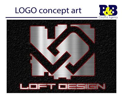 Loft Design LOGO concept