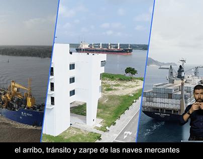 Colombia es Transporte Marítimo